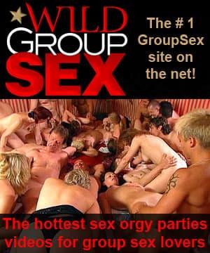 Wild Group Sex